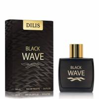 <DILIS> Туалетная вода для мужчин &quot;Black Wave&quot; (Блэк Вэйв) 100 мл/Dilis