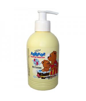<Biтэкс> Детское крем-мыло от 1 года до 3-х лет 300мл