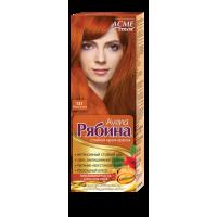 Крем-краска для волос Рябина Avena №131 Медный шик Экми-Колор