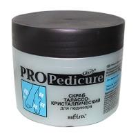 <Bielita> Pro pedicure СКРАБ талассо-кристаллический для педикюра 360г