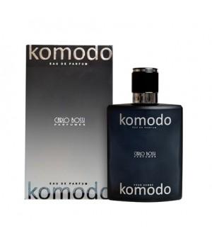 <Карло Босси> Парфюмерная вода для мужчин KOMODO BLACK 100 мл. Carlo Bossi/27/Ма