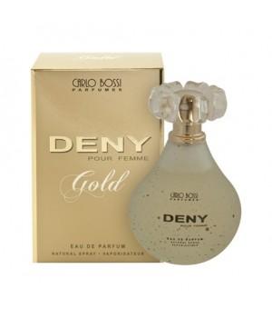 <Карло Босси> Парфюмерная вода для женщин DENY GOLD 100 мл. Carlo Bossi/25/Ма