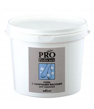 <Bielita> Pro pedicure СОЛЬ с эфирными маслами для педикюра 1000г