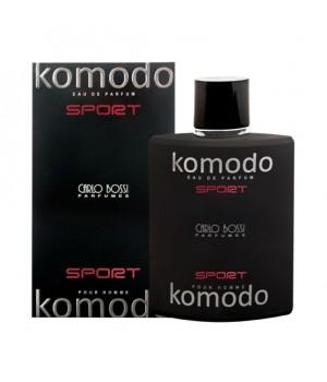 <Карло Босси> Парфюмерная вода для мужчин KOMODO SPORT 100 мл. Carlo Bossi/27/Ма