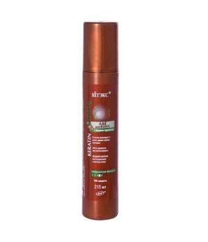KERATIN STYLing ЛАК д/ волос с жидким кератином СуперСильной фиксации,215мл.