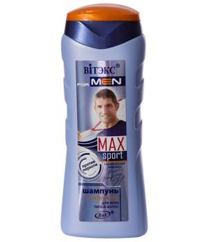 <Biтэкс> FOR MEN sport MAX Шампунь для всех типов волос 250/15