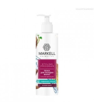 <Маркелл> EVERYDAY Пенка д/укладки волос суперс/ф 200мл