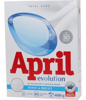 <СОНЦА> СМС &quot;April Evolution&quot; автомат white&amp;brigh 400г/6