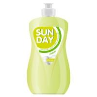 <СОНЦА> Средство для мытья посуды &quot;Sunday Лимон&quot; 500мл/8