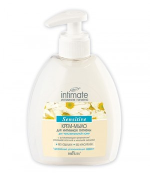 <Bielita> Intimate Крем-МЫЛО для чувствительной кожи 300/14