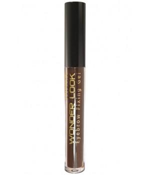 <L'atuage Cosmetic> Гель для стилизации бровей WONDERLOOK 102 коричневый 4 г