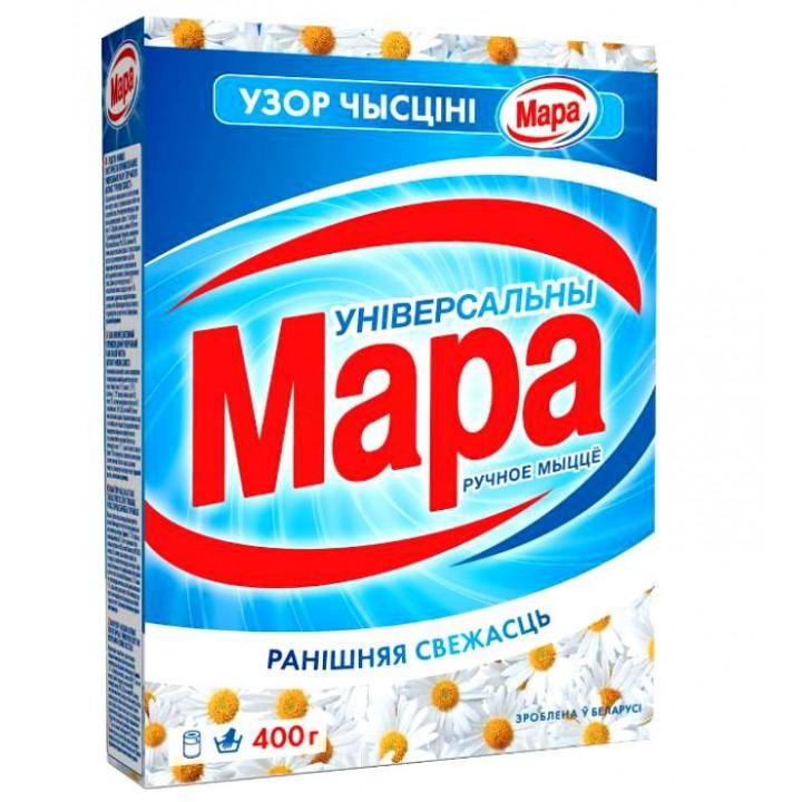 """СМС """"Мара"""" д/ручной УЗОР ЧИСТОТЫ Утренняя свежесть универ 400г"""