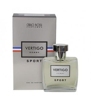 <Карло Босси> Парфюмерная вода для мужчин VERTIGO HOMME SPORT 100 мл. Carlo Bossi/27/Ма