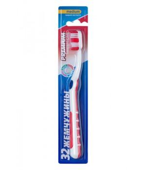 Зубная щётка М020 508 32 жемчужины Standard (819С) К288