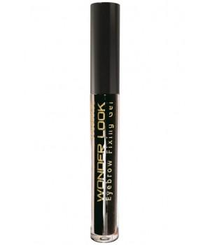<L'atuage Cosmetic> Гель для стилизации бровей WONDERLOOK 103 черный 4 г