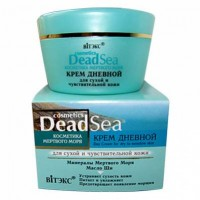 <Biтэкс> &quot;Косметика Мертвого моря&quot; Крем дневной д/сух/чувст. 45мл