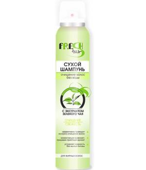 <Biтэкс> Fresh Hair Сухой шампунь экстрактом зеленого чая 200мл