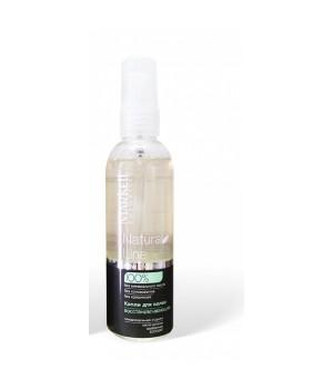 <Маркелл> Natural Line Капли для волос восстанав. 100мл/К20