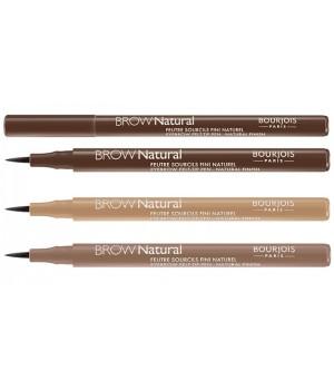"""Фломастер для бровей Brow Permanent Marker тон:03 """"Dark Brown"""" 1/10¶"""
