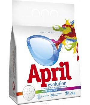 <СОНЦА> СМС &quot;April Evolution&quot; color protection 2 кг ручная стирка/4