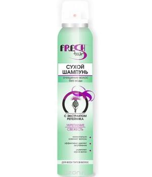 <Biтэкс> Fresh Hair Сухой шампунь экстрактом репейника 200мл
