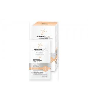 <Biтэкс> PHARMACOS Биомаска для лица питательная ANTI - AGE 10 мл.