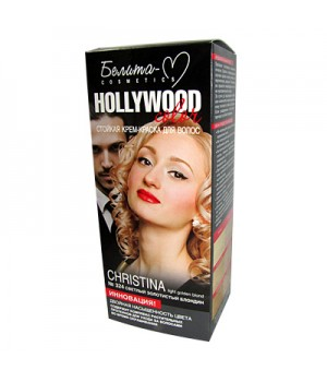 <Белита-М> &quot;Hollywood&quot; Крем-Краска № 324 Кристина светл/золотист блондин