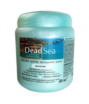 <Biтэкс> &quot;Косметика Мертвого моря&quot; Маска пр/выпад.волос Грязевая 450мл