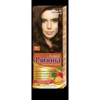 Крем-краска для волос Рябина Avena №067 Капучино Экми-Колор