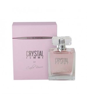 <Карло Босси> Парфюмерная вода для женщин CRYSTAL FEMME ROSE 100 мл. Carlo Bossi/24/Ма