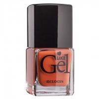 """<Relouis> Лак для ногтей с гелевым эффектом """"Like Gel"""" тон:16"""